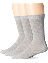 Men's Basic Socks (Pack of 3)