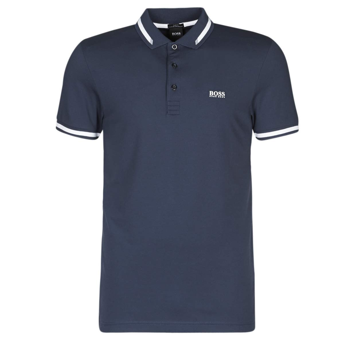 BOSS Paule Tops y Camisetas Hommes Marino - L - Polos Manga Corta ...