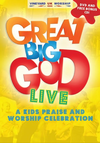 Great Big God (DVD/CD) by Kingsway Music