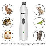 BENGOO-Pet-Nail-Grinder-Grooming-Kit-USB-Charging-Pet-Paw-Nail-Grooming-Trimmer-Clipper-for-Dogs-Cats-Hamsters-Rabbits-and-Birds