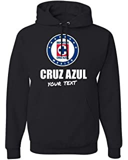 Cruz Azul La Maquina Hooded Hoodie Hoody Sudadera with Free Custom Text(Optional)