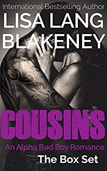 The Cousins Series Boxed Set by [Blakeney, Lisa Lang]