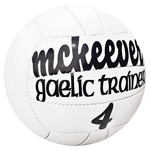 Mc Keever Gaelic Trainer Football (Size 4) - from Mc Keever