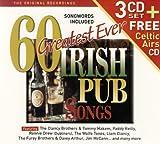 60 Greatest Ever Irish Pub Songs