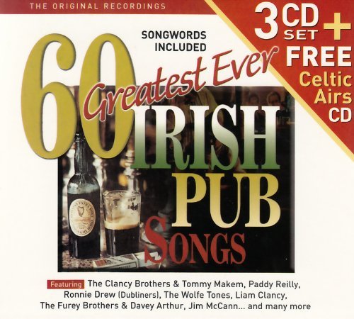 - 60 Greatest Ever Irish Pub Songs