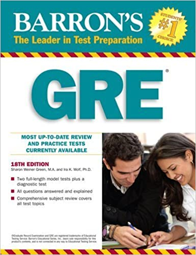 Barrons Gre Ebook 18th Edition