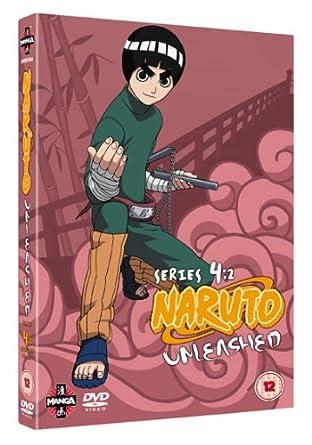 Naruto Unleashed - Series 4 Part 2 [DVD]: Amazon co uk