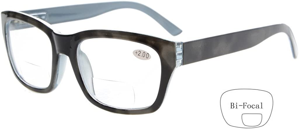 Eyekepper Unisex de adultos gafas de sol lectura bifocal gafas