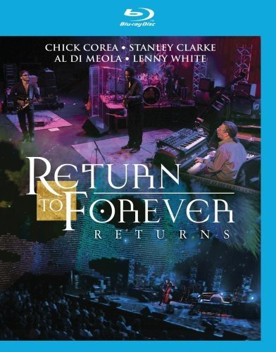 Blu-ray : Return to Forever - Live At Montreux 2008 (Bonus Tracks)