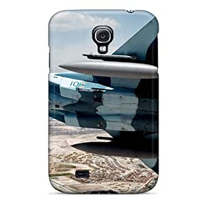 LuckyBecky Scratch-free Phone Case For Galaxy S4- Retail Packaging - Us F15