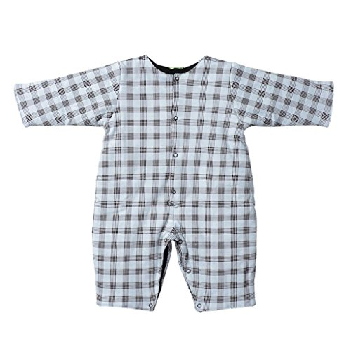 Quilted Boys Coverall - 8