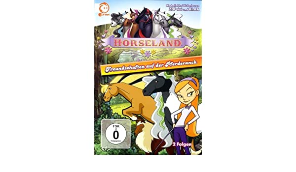 Horseland - Freundschaften auf der Pferderanch Alemania DVD ...