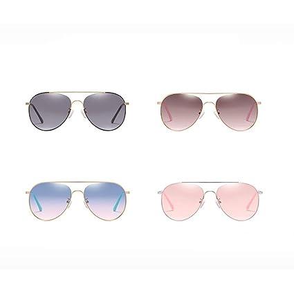 Chengzuoqing Gafas de Sol de Mujer de diseño clásico. Lentes ...
