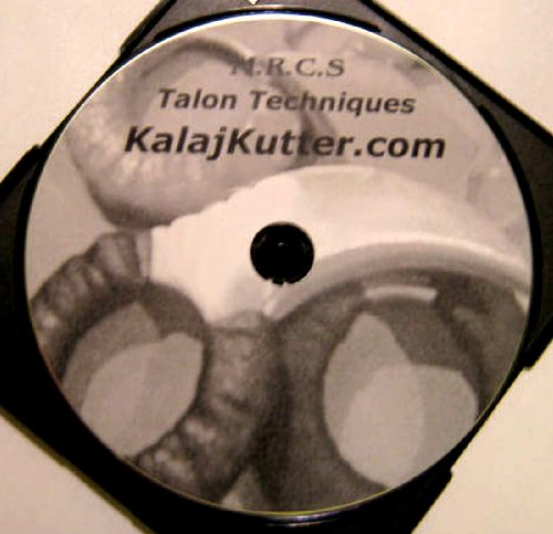 Multi-Range Combat Science (M.R.C.S) New Kalaj Kutter Talon Ring Silat Karambit Self Defense Training Knife Technique DVD