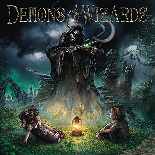 Demons & Wizards (Remasters 2019) (Ltd. CD Digipak in Slipcase)
