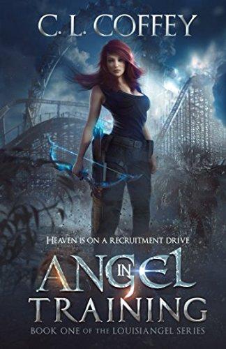 Angel in Training (The Louisiangel Series)