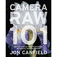 Camera RAW 101 book cover