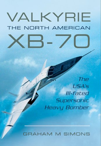 Heavy Bomber Kit - Valkyrie: The North American XB-70: The USA's Ill-fated Supersonic Heavy Bomber