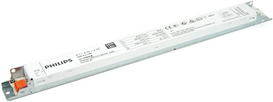 Philips Xitanium Driver 36/W 0.3/1.0/A 54/V 230/V Corriente Constante Conductor