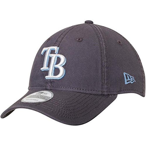 New Era Tampa Bay Rays Core Classic 9TWENTY Adjustable Hat Graphite (Tampa Bay Rays Pictures)