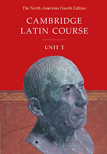 Cambridge Latin Course Unit 1 Student's Text North American edition (North American Cambridge Latin Course)
