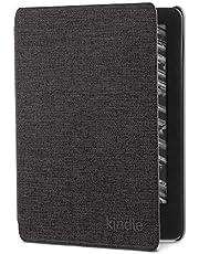 Capa de tecido para Kindle 10ª Geração – Cor Preta (não compatível com o Kindle 8ª Geração)