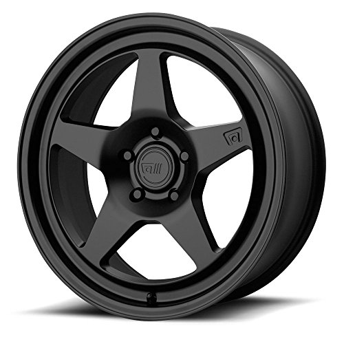 Motegi Racing MR137 Wheel Rim Satin Black 17×9.5 5×4.5 5×114.3 45mm