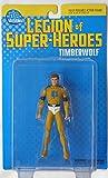 Legion of Super Heroes: Timberwolf Action Figure