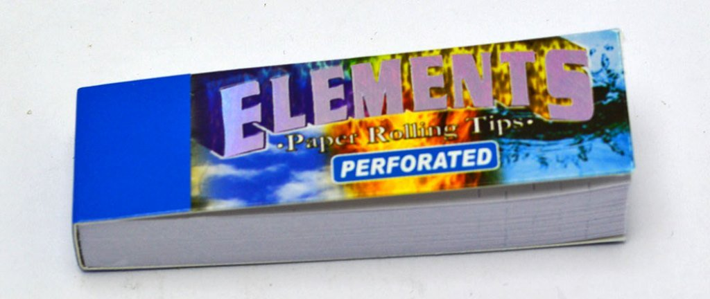 Elements Perforated Paper Rolling Tips - 5 Booklets By Trendz