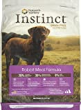 Instinct Grain-Free Rabbit Meal Dry Dog Food by Nature's Variety, 13.2-Pound Package, My Pet Supplies