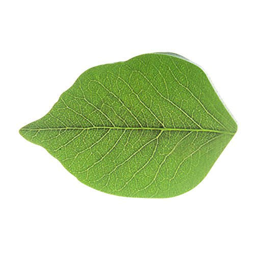 UPC 714929461803, 2 Pads Leaf Sticky Memo Notes,Interesting Self-Sticky Memo Notes Scratch Pads,Office Products , Notebooks ,Writing Pads,Self-Stick Notes