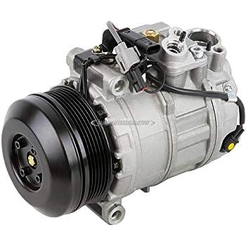 W//O Rear RYC Remanufactured Complete AC Compressor Kit AEG376