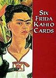 Six Frida Kahlo Cards (Dover Postcards)