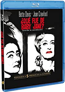 Qué Fue De Baby Jane [Blu-ray]