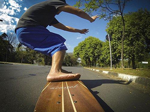 Koastal Longboards Wave Dancer Complete Longboard, 10.5 x 56
