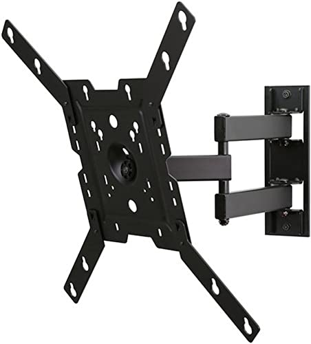 Peerless ETA4x4 Full Motion Tilting Wall Mount for 22-46-Inch Displays Black Discontinued by Manufacturer