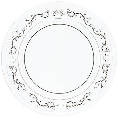 La Rochere Set Of 6,  7.5-inch Versalles Dessert Plates