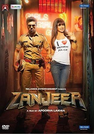 Zanjeer Hindi Movie / Bollywood Film / Indian Cinema DVD by