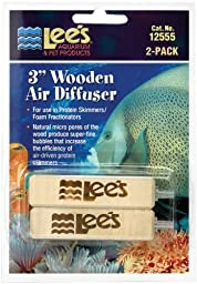 Lee\'s Wooden Air Diffuser, 3-Inch, 2-Pack