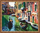 Sakura DiyOilPaintings Venice Paint By Number Kits, 16