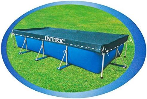 Lona para piscina Rectangular Intex 4, 50 m x 2, 20 m x 84 cm ...