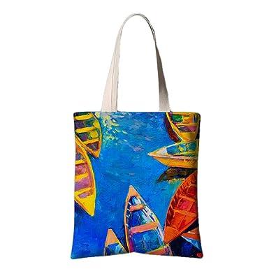 fonxoy-Storage bag Bolsas De Playa, Para Compras O Viaje ...