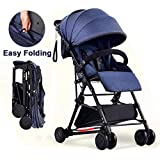 BABYCORE Lightweight Compact Fold Baby Stroller Prams Pushchair Travel Carry On