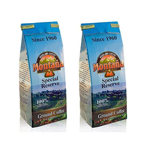(Montaña Coffe - Special Reserve Duo Pack - Costa)