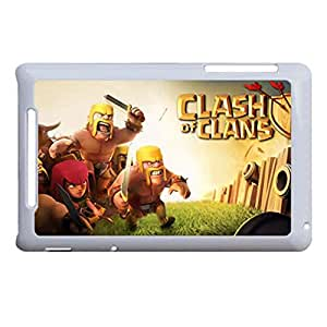 Generic Great Back Phone Case For Guys Printing With Clash Of Clans For Google Nexus 7 Choose Design 2