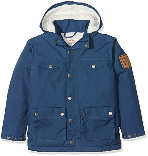 Fjällräven Kids Unisex Kids Greenland Winter Jacket Blueberry 122 (6-7 Years Old) by Fjällräven Kids