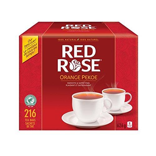 Red Rose Orange Pekoe Tea   216Ct 626G