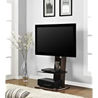 Ameriwood Home Galaxy TV Stand with Mount for TVs up to...