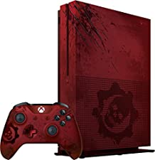 Xbox One S 2TB Limited Edition Console - Gears of War 4 Bundle [Discontinued]