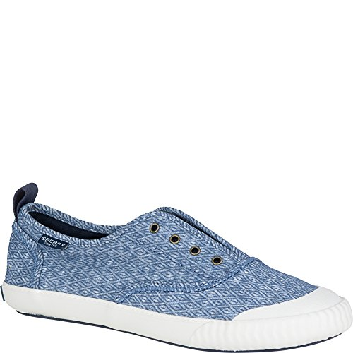 Paul Sperry Sayel Clew Diamant Sneaker Navy